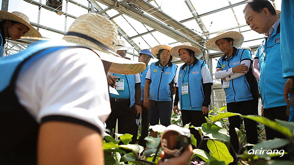 Korean Agriculture - Sowing the Seeds of Hope in Impoverished Land
