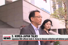 Japanese NSC official in Seoul to discuss collective self-defense push