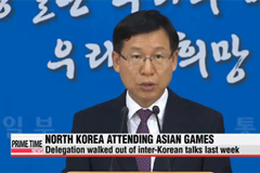 Seoul slams N. Korea's claim of legitimacy for missile tests