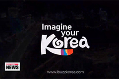 "Korea launches new brand slogan ""Imagine your Korea"""