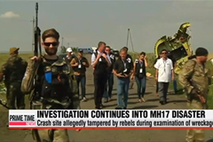 Investigation continues into downing of Flight MH17