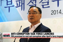 Post-ferry disaster task force launched to root out corruption
