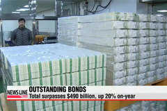 Outstanding government bonds surpass $490 billion: KFIA