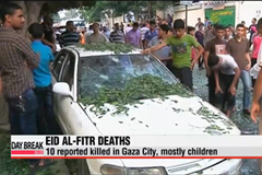 Israel, Hamas fighting continues through Eid al-Fitr