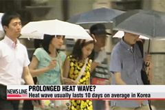 Heat wave could last for 30 days in 2020: report