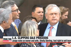 Donald Sterling loses preliminary hearing to prevent sale of Clippers