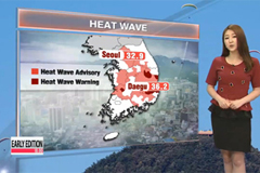 Heat wave warnings expand