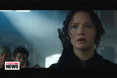 Teaser released for latest Hunger Games film