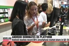 Android hits new record in Q2: SA