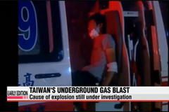 Taiwan gas explosions kill at least 24