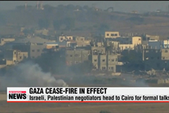 Israel-Hamas ceasefire failes to halt fighting in Gaza