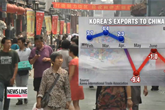 Slumping Korea's exports to China sheds light on challenges of trade partnership