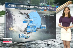 Heavy rains down south, more showers in store