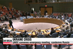 UNSC emergency meeting called as Ukraine says it's under attack by Russia