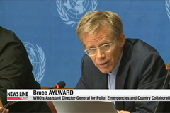 WHO warns number of Ebola patients could rise to 20,000