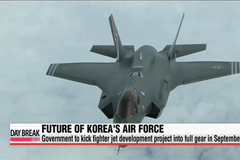 Korea to kick fighter jet development project into full gear in September