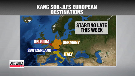N. Korea's latest diplomatic overture may include European tour
