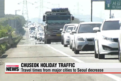 Chuseok traffic update