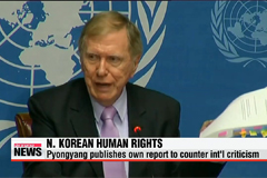 North Korea releases own human rights report amid growing international criticism