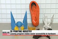 3D printing industry in Korea