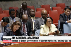 69th UN General Assembly opens in New York