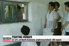 37.5% of North Koreans suffering from hunger: UN report
