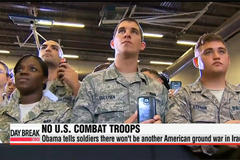 American soldiers will not fight in Iraq ground war: Obama