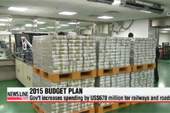 Sweeping increases in government budget next year show willingness to boost economy