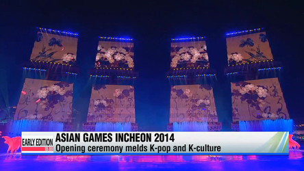 Asian Games Incheon 2014: All you need to know on opening night