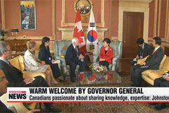 Korea, Canada seek to boost partnership ahead of FTA signing