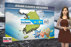 Nationwide showers forecast Wednesday due to Typhoon Fung-Wong