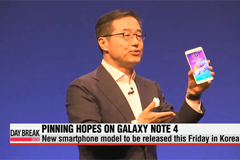 Samsung aims to regain its footing with new Galaxy Note 4
