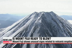 Japan braces for possible Mount Fuji eruption