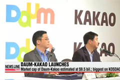 Daumkakao officially launches with massive valuation