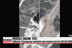 38North: Pyongyang conducts new engine test for KN-08 ICBM