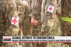 UN Chief calls for urgent Ebola aid funds