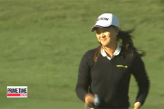 Karine Icher shoots to top of LPGA KEB-Hanabank Championship