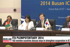 ITU Plenipotentiary Opens on Monday