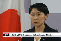 Two female Japanese cabinet ministers resign over political scandals