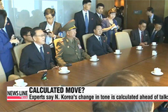 S. Korea still awaiting response from N. Korea as tensions simmer