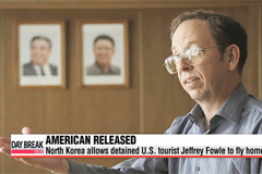 North Korea releases detained U.S. tourist Jeffrey Fowle