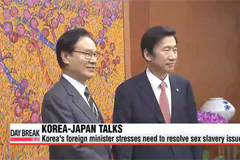 S. Korea urges Japan to address colonial-era atrocities