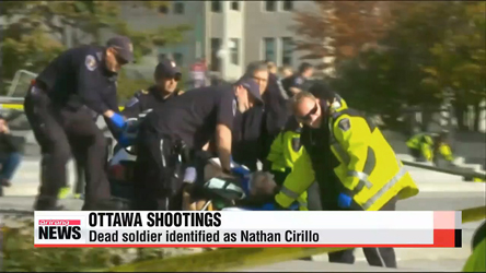 Soldier killed and city on lockdown in Ottawa shootings