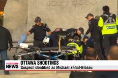 Canada shooting leaves two dead on parliament hill