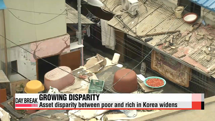 Asset disparity in Korea widens