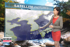 Chillier morning today, cool highs under lots of sun
