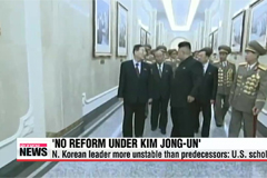 N. Korean regime can't reform under Kim Jong-un's: N. Korean expert