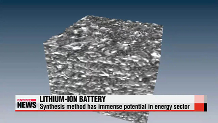 Korean researchers develop lithium-ion battery that charges 7 times faster