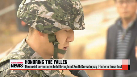 Korea commemorates 4th anniversary of Yeonpyeong-do shelling