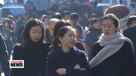 Koreans' level trust in society falls below average